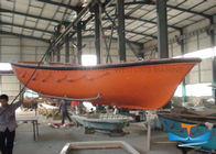15-72 Person Lifeboat Rescue Boat Open Type Simple Structure With Yanmar Engine
