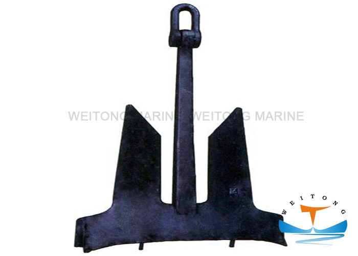 Fast Digging Heavy Duty Anchors , Galvanized Boat Anchor ABS Certificated