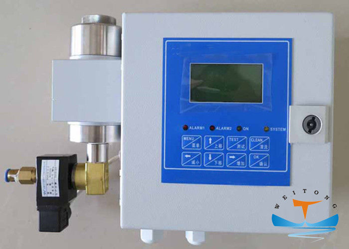 IP55 Protection Class Oil Monitoring Device , Bilge Alarm Monitor For Oil Water Separator