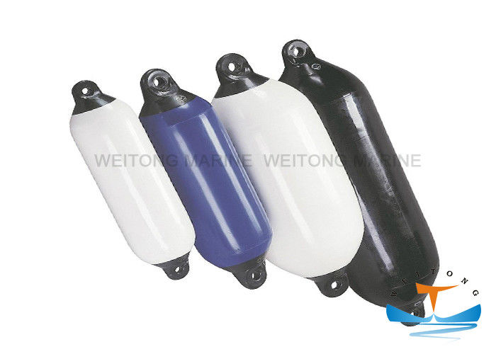 Floating Marine Safety Equipment / PVC Inflatable Boat Fenders F Series Durable