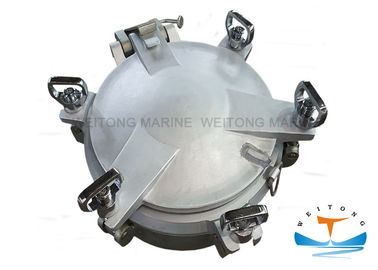 Bolted Fixed Porthole Marine Windows Untuk Kapal A0 A60 Fire Proof Side Scuttles