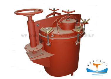 Rotating Watertight Boat Hatches Oil - Ketat 295kgs Weight CCS Certificated